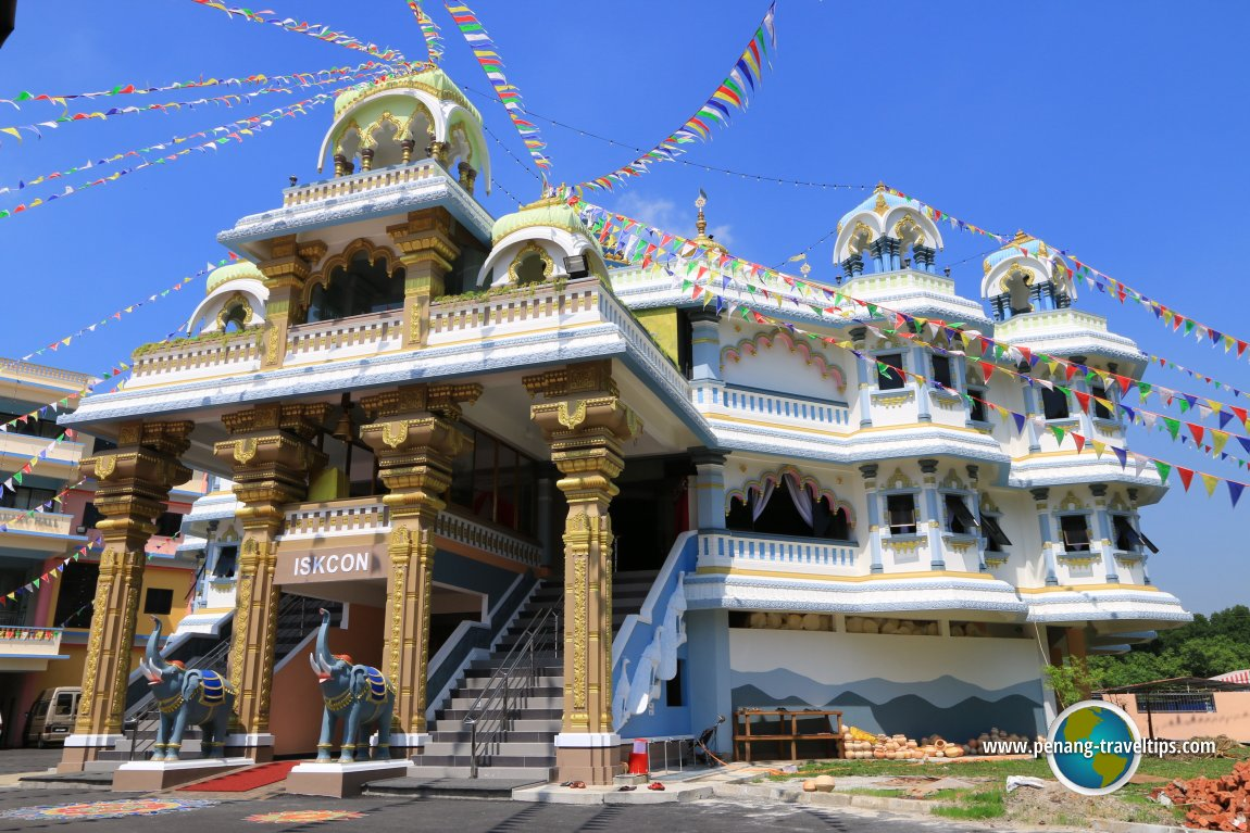 Image result for penang iskcon temple