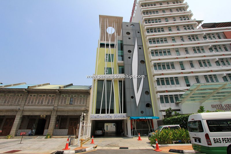 Heliconia Hotel, Penang