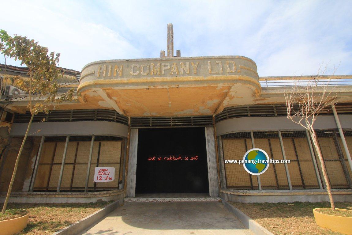 Hin Bus Depot