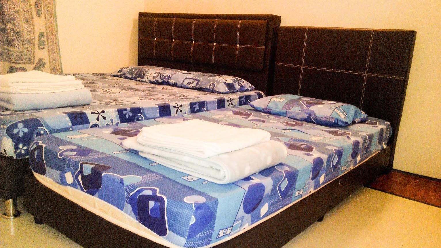 Homie Delights Guestroom