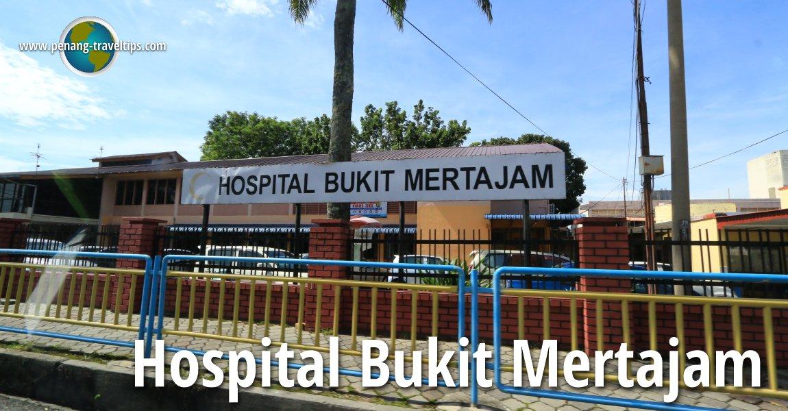 Hospital Bukit Mertajam