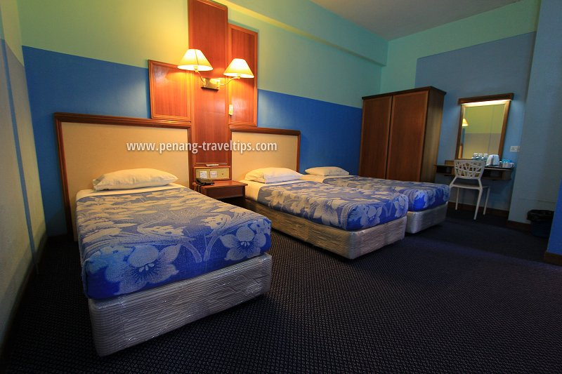 Hotel Mingood Triple Room