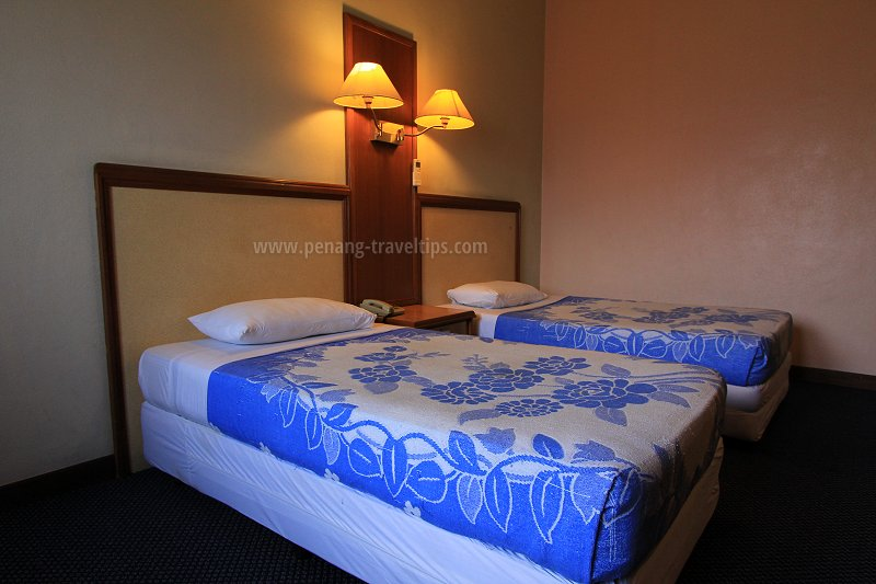 Hotel Mingood Twin Room