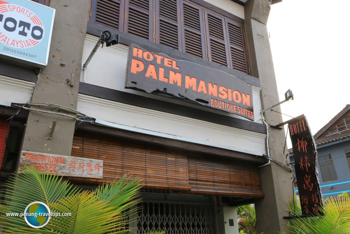Hotel Palm Mansion Boutique Suites