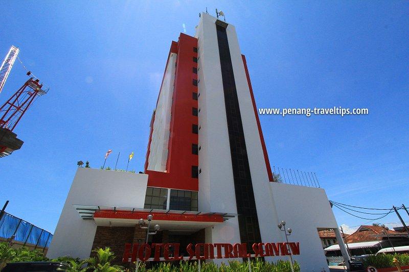 Hotel Sentral Seaview, Tanjong Tokong