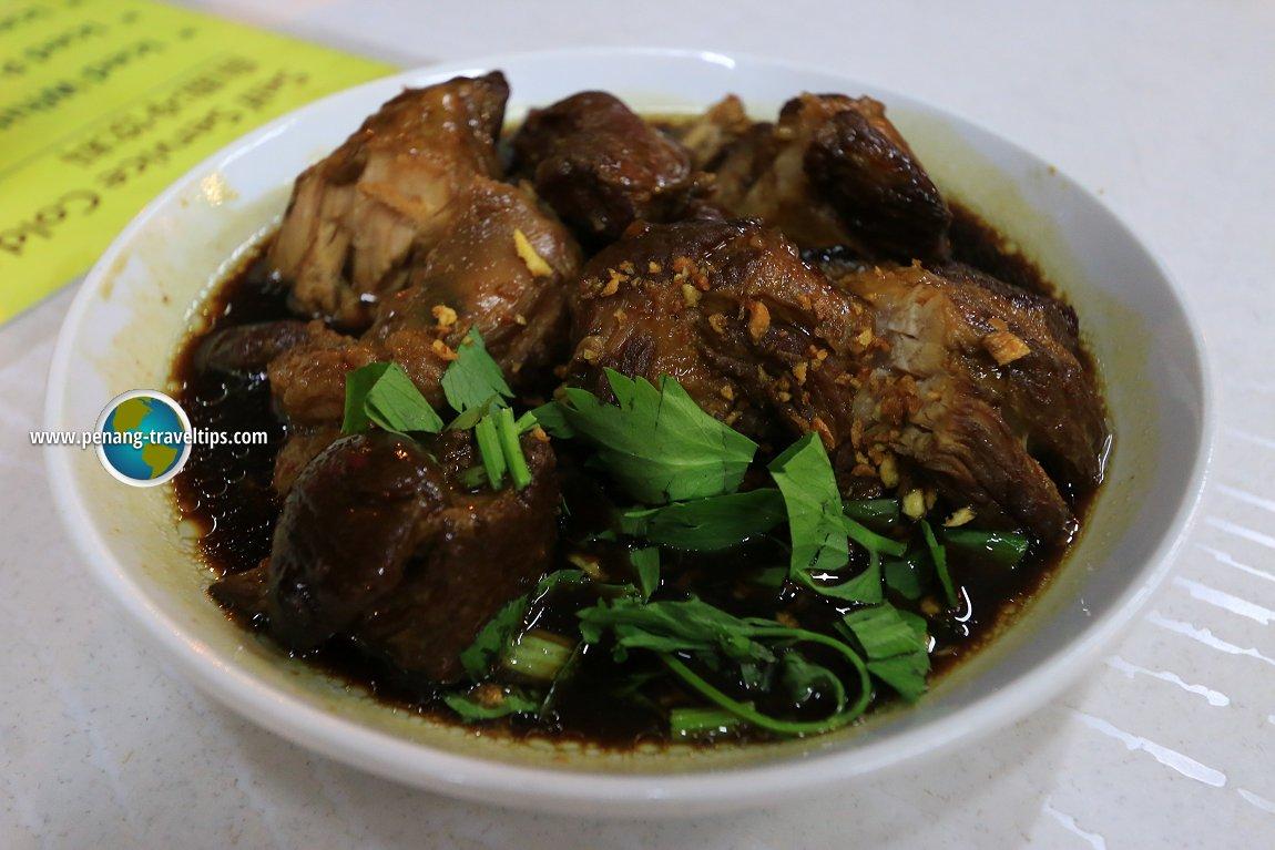 I Canton Cafe, Dato Kramat