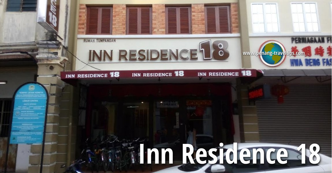 Inn Residence 18, Penang
