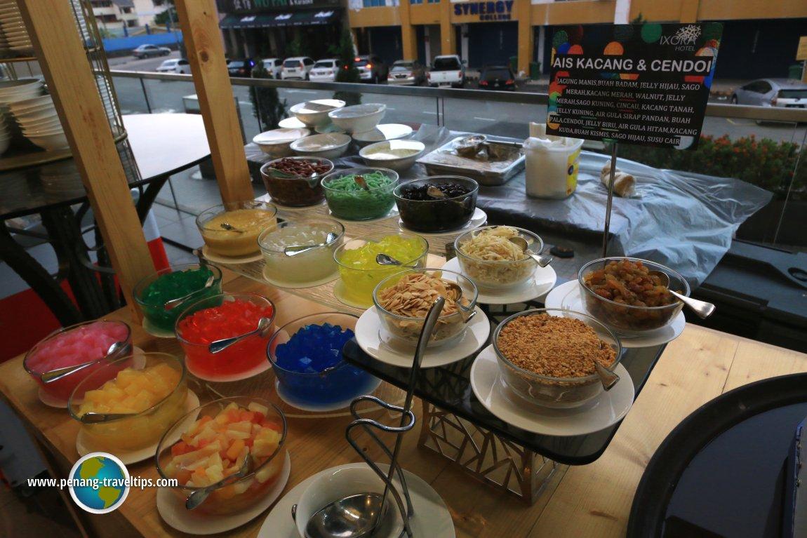 Bufet Sinaran Ramadan di Ixora Hotel