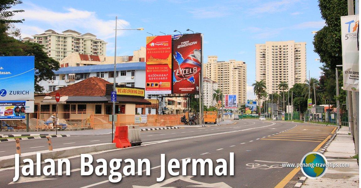 Jalan Bagan Jermal, Penang