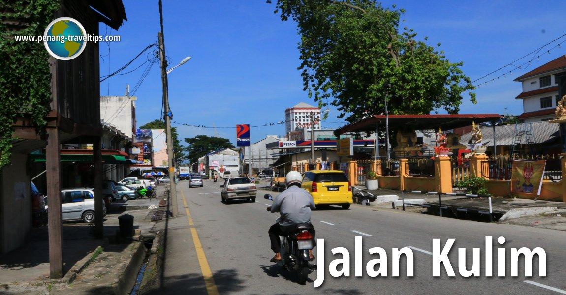 Jalan Kulim, Bukit Mertajam
