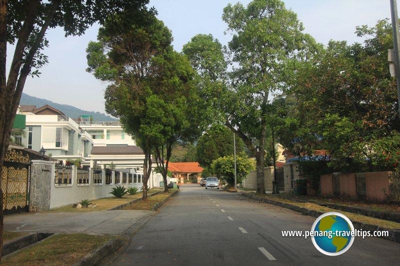 Jalan Skipton, Penang