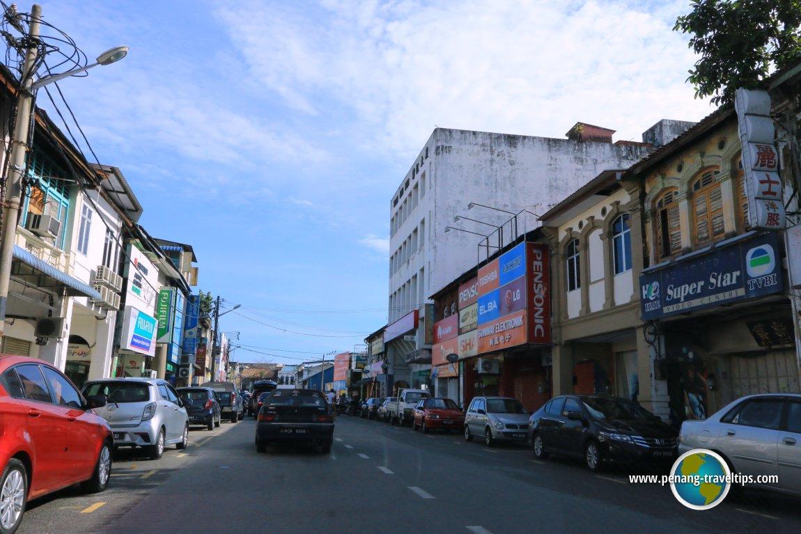 Jalan Stesen, Bukit Mertajam