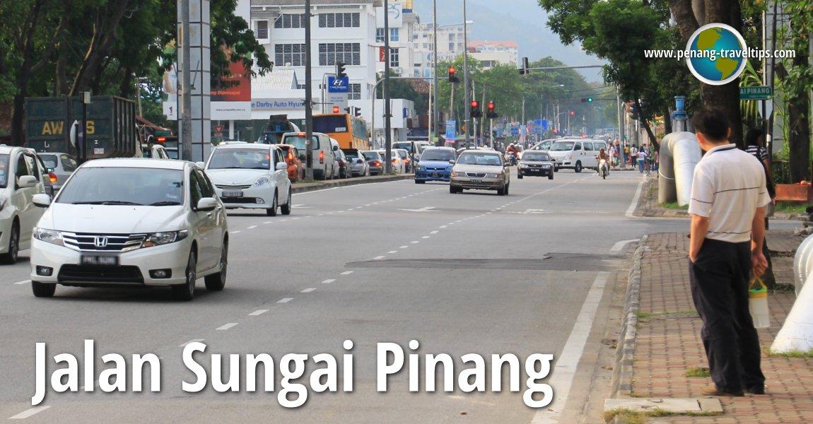 Jalan Sungai Pinang