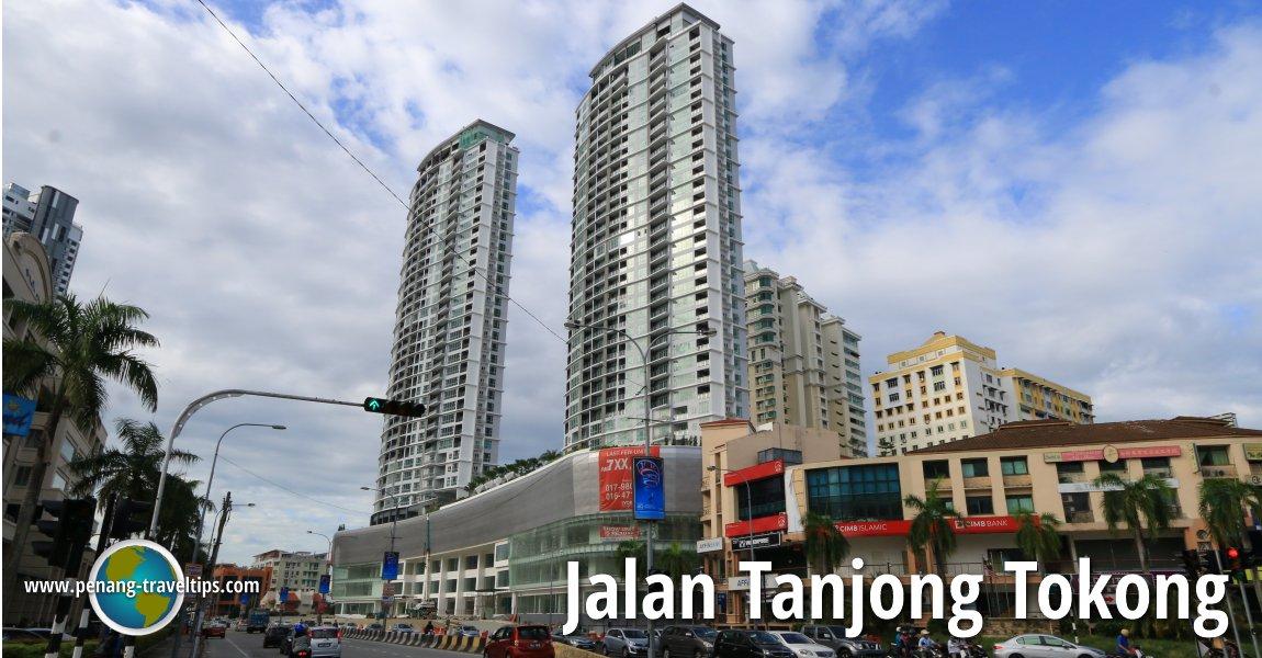 Jalan Tanjong Tokong, Penang