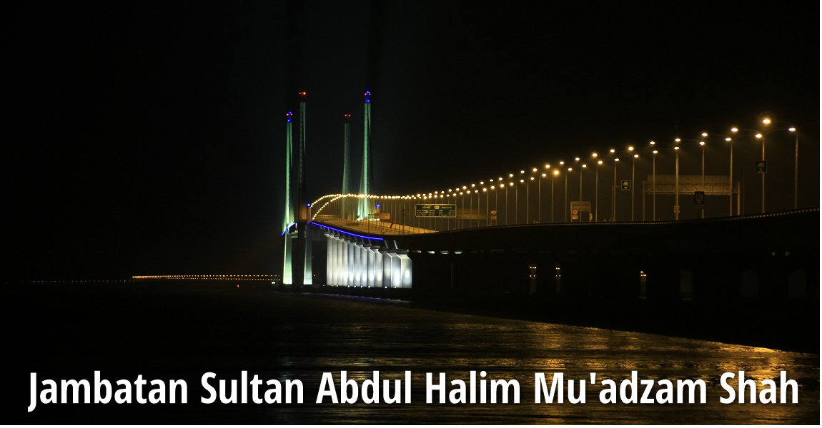 Jambatan Sultan Abdul Halim Mu'adzam Shah