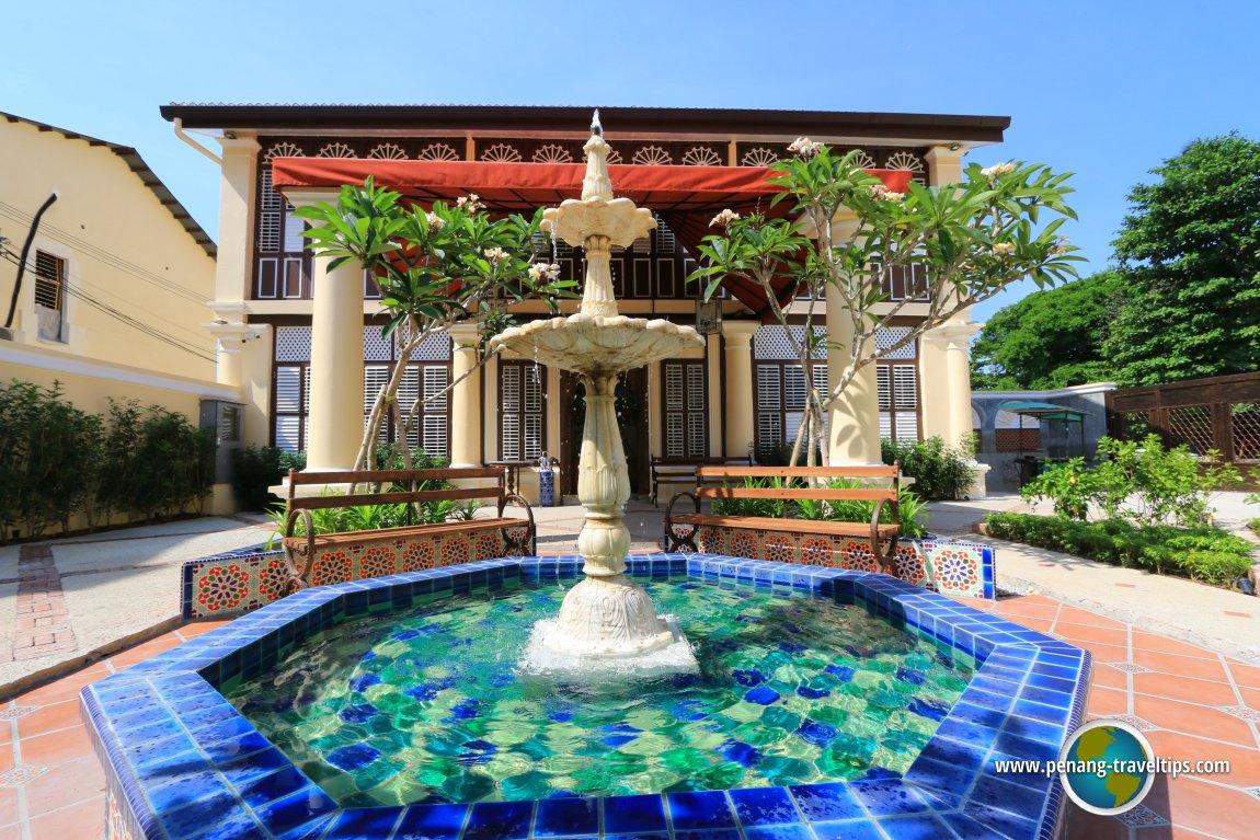 Jawi Peranakan Mansion, Penang