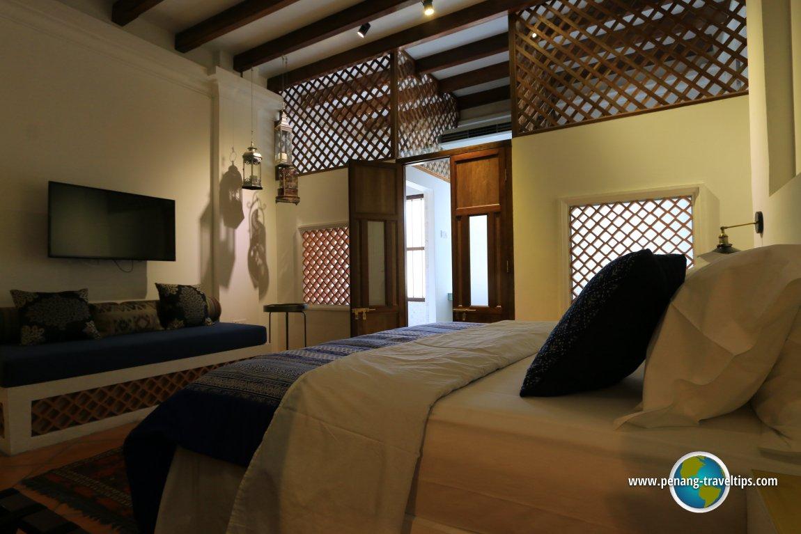 Mansion Room, Jawi Peranakan Mansion