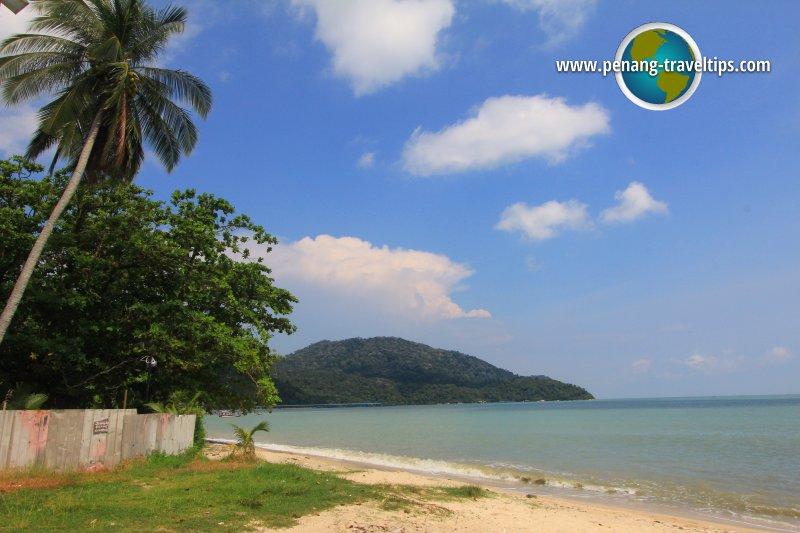 Jubilee Camp Beach, Teluk Bahang