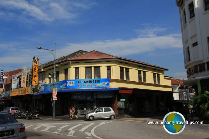 Kafe Kheng Pin, Penang Road