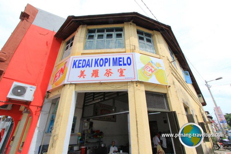 Kedai Kopi Melo