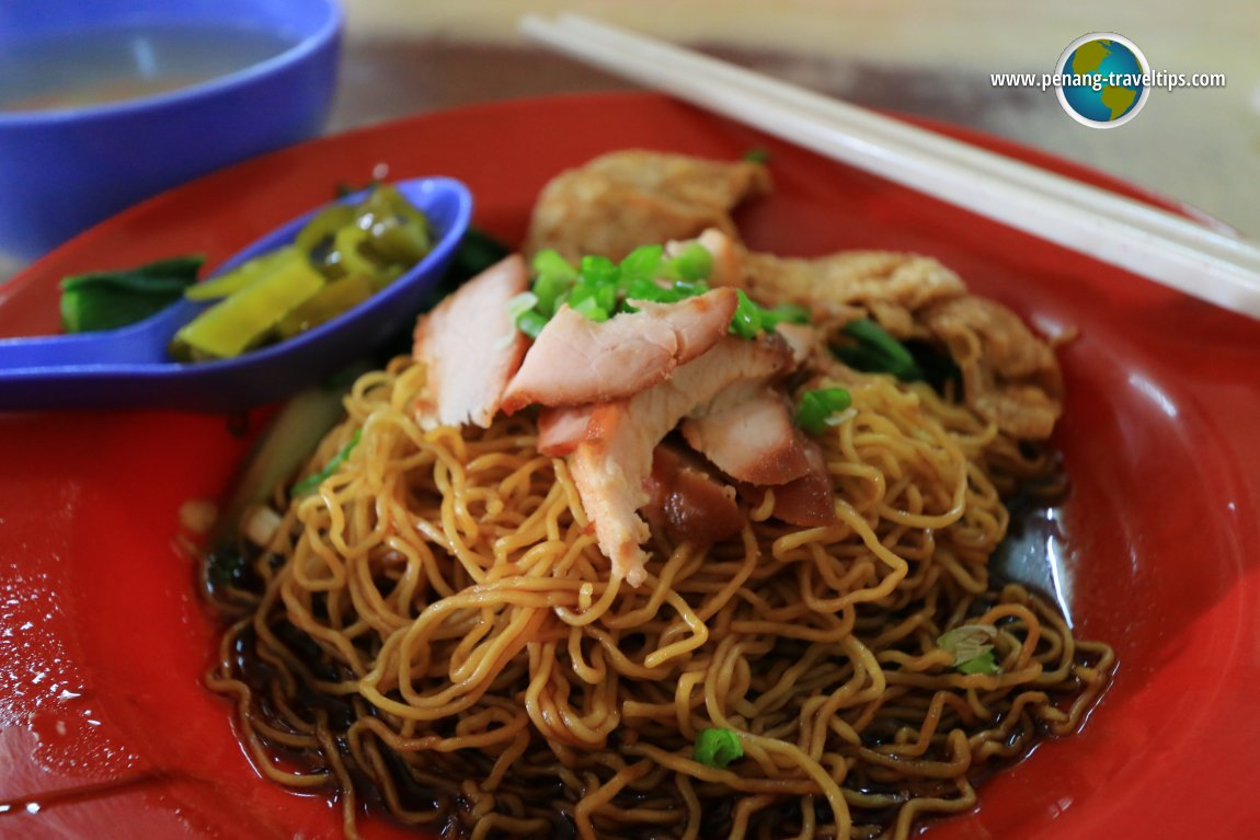 Kedai Kopi Swee Kong Wan Than Mee