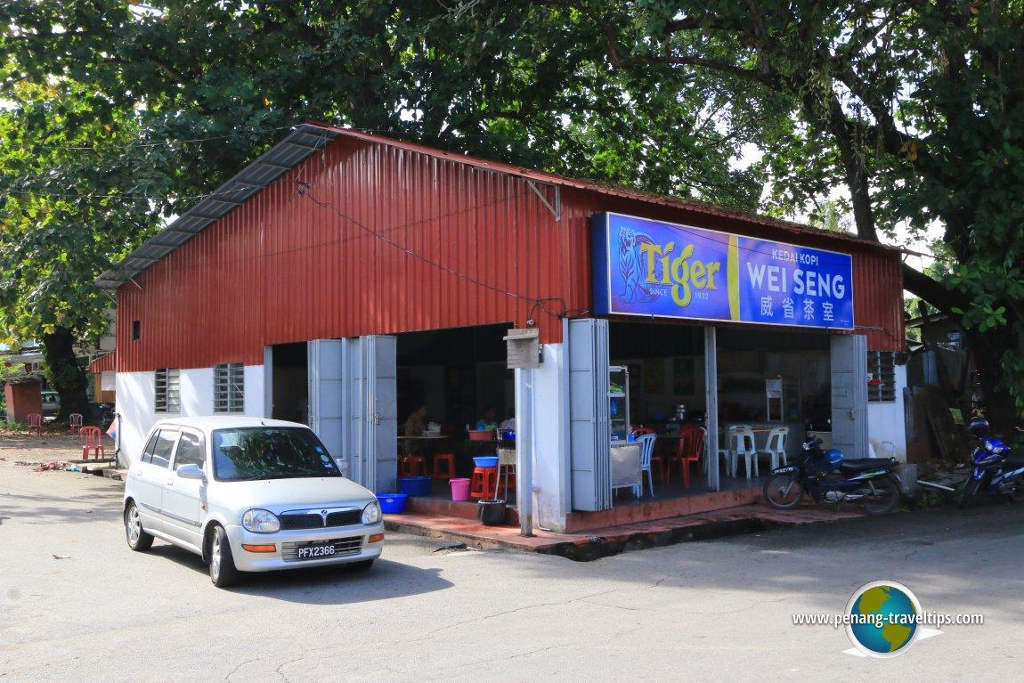 Kedai Kopi Wei Seng, Bukit Mertajam