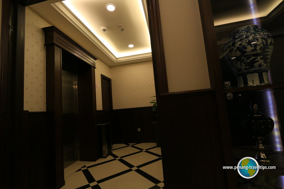 Kimberley Hotel, Penang