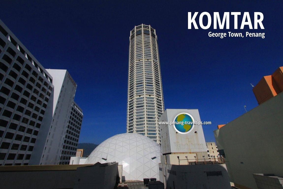 Komtar, George Town, Penang