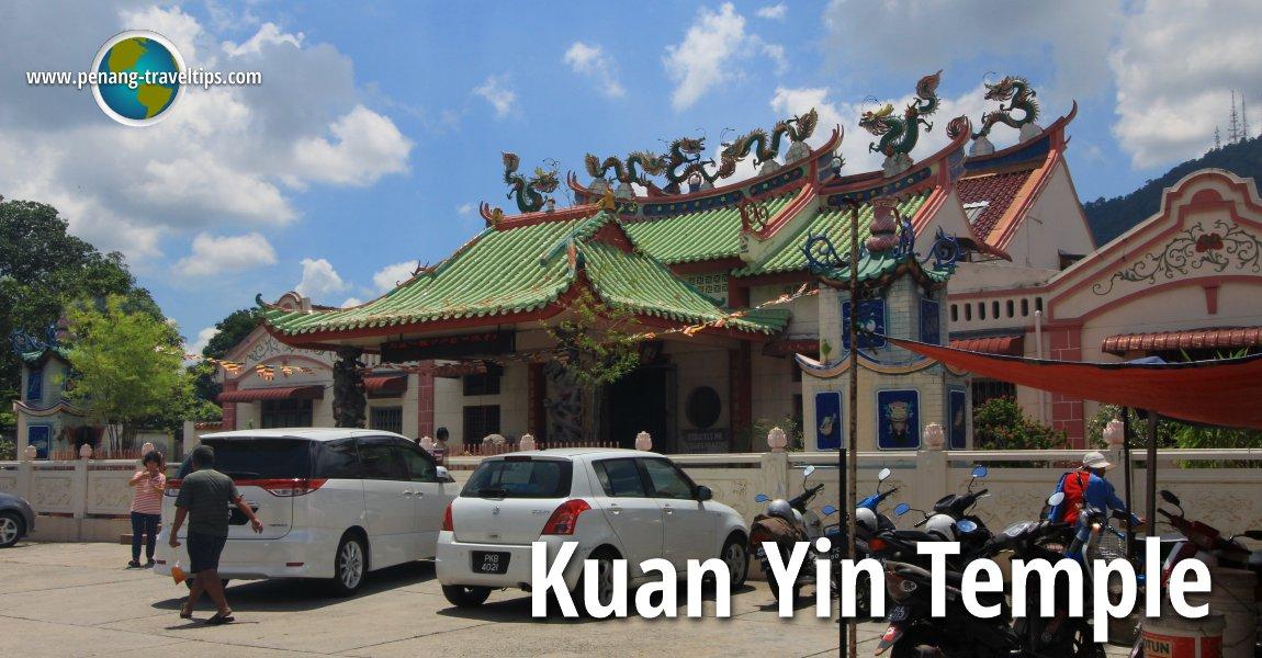 Kuan Yin Temple, Bukit Mertajam