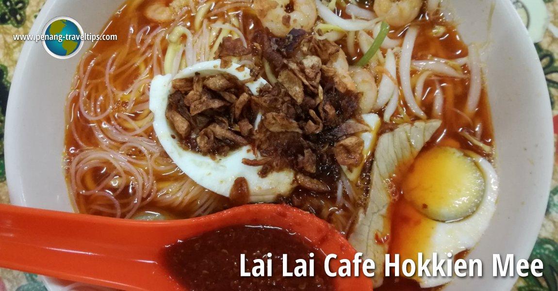 Lai Lai Cafe Hokkien Mee