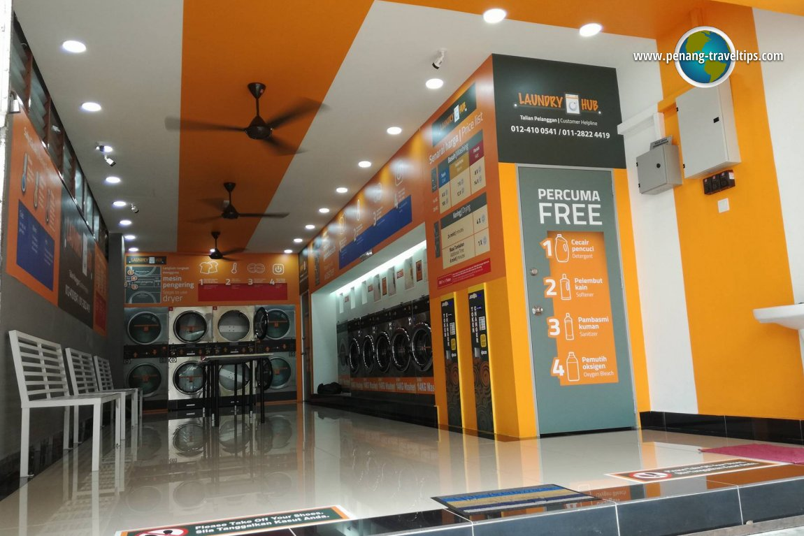 Laundryhub Bagan Ajam