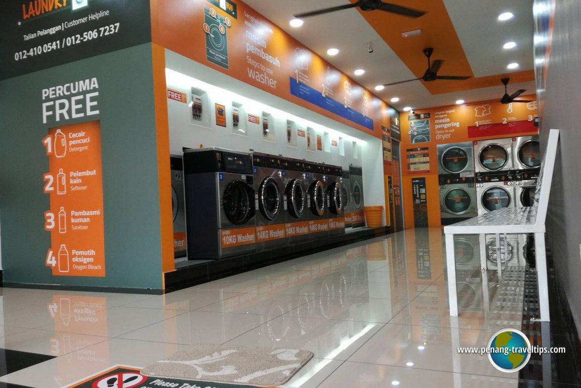 Laundryhub Dato Keramat