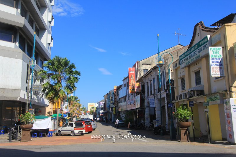 Lebuh Pasar, George Town