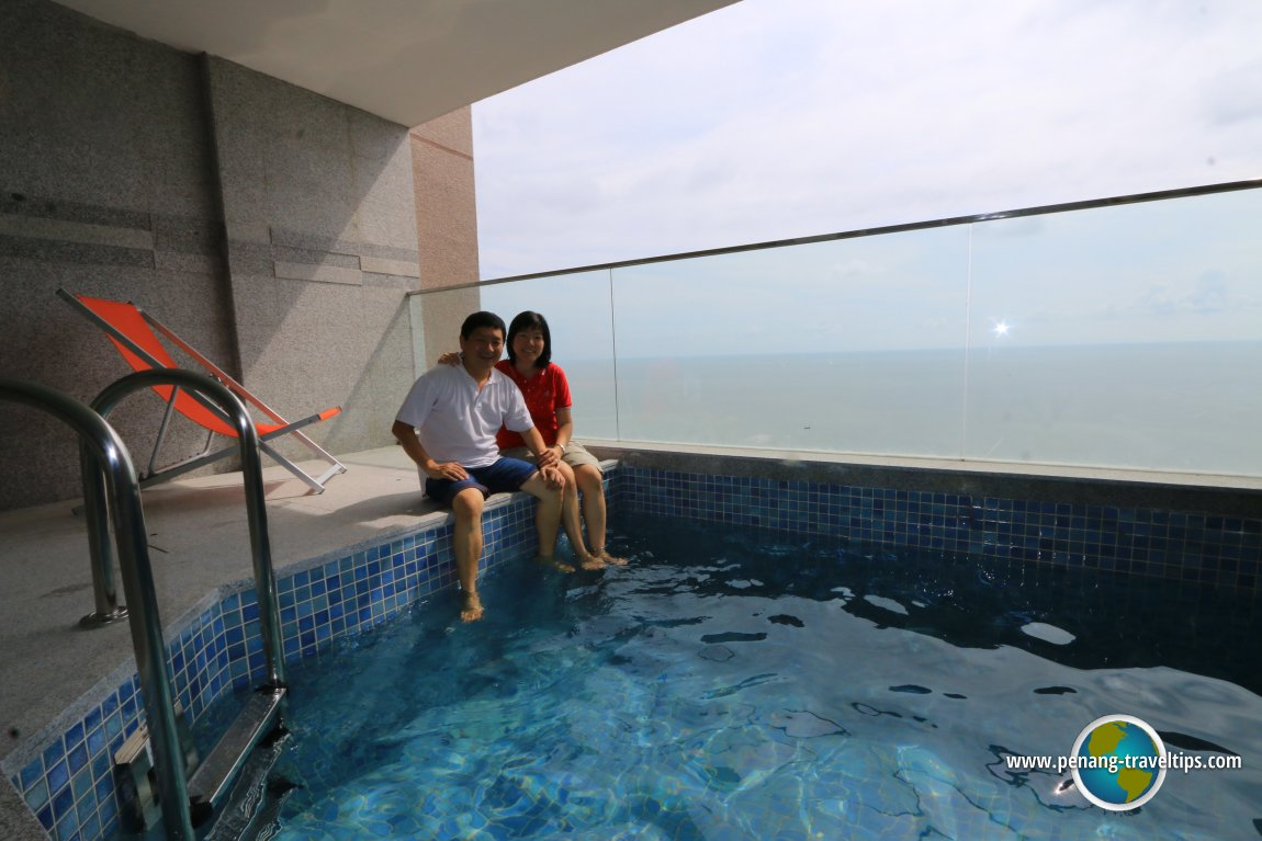 Our Stay At Lexis Suites Penang
