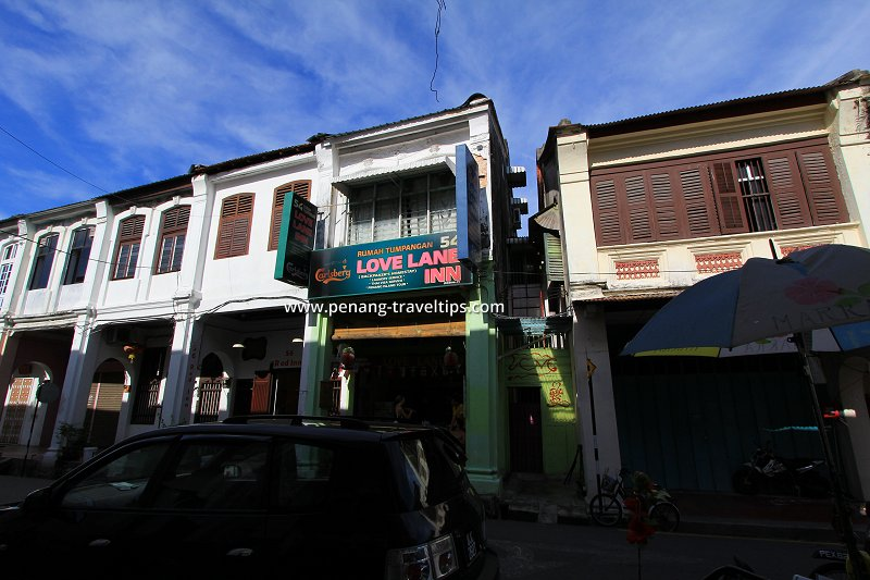 Love Lane Inn