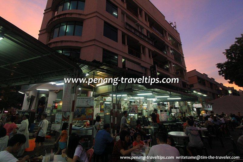 Maga Restaurant, Perak Road, Penang
