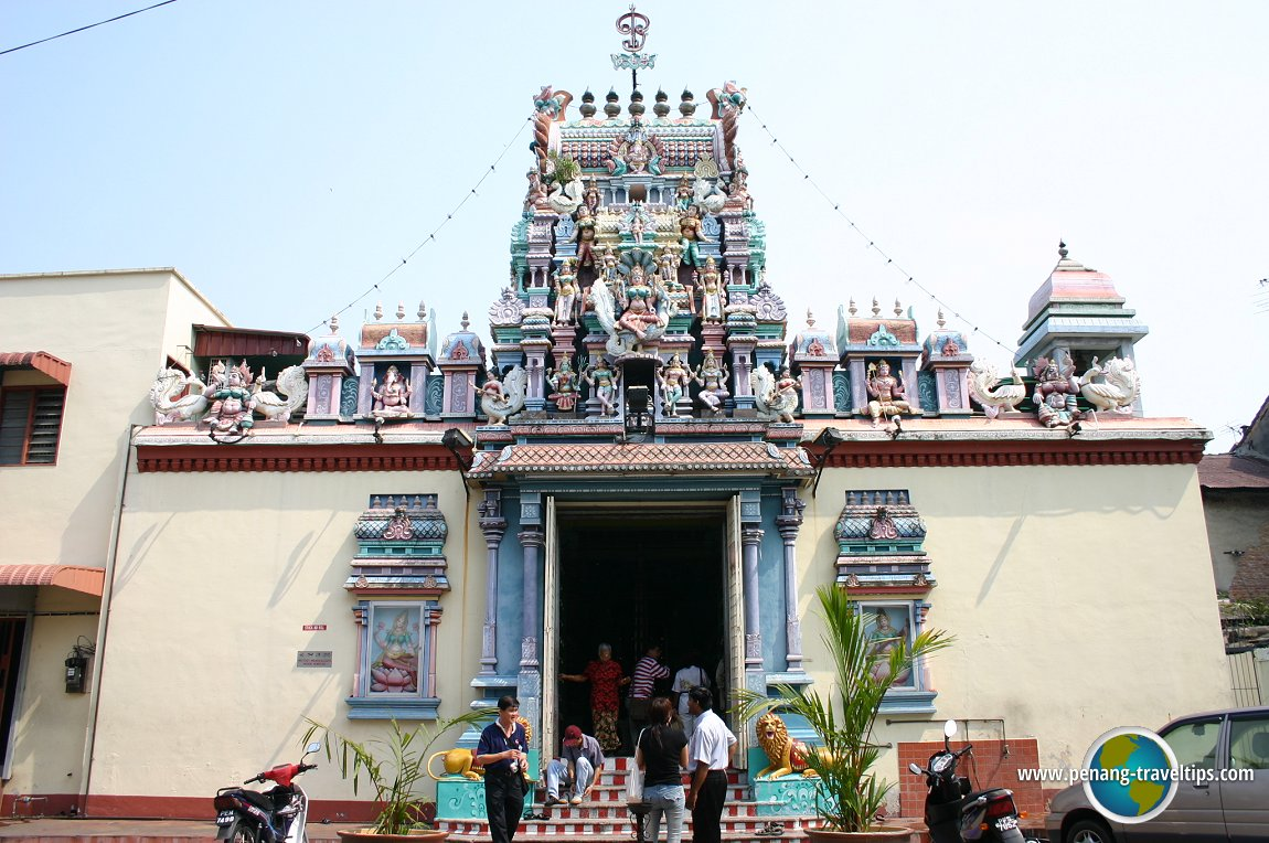 Arulmigu Mahamariamman Temple