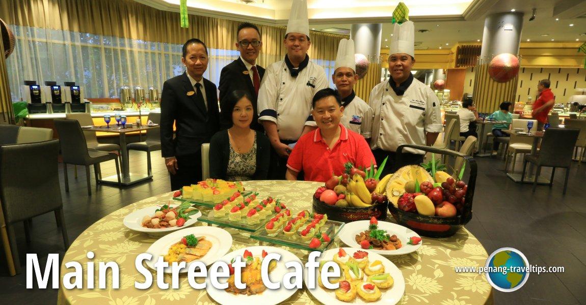 Main Street Cafe Penang
