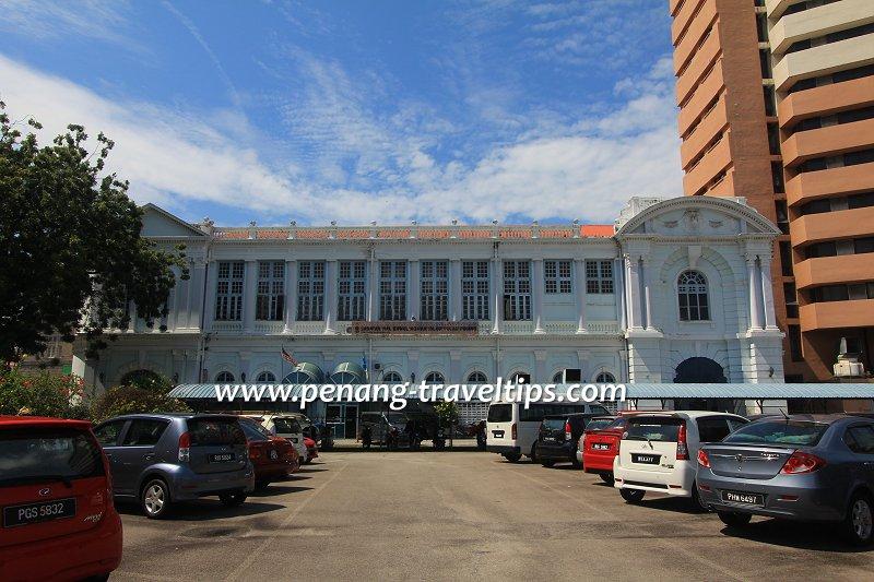 Bangunan Majlis Agama Islam Pulau Pinang