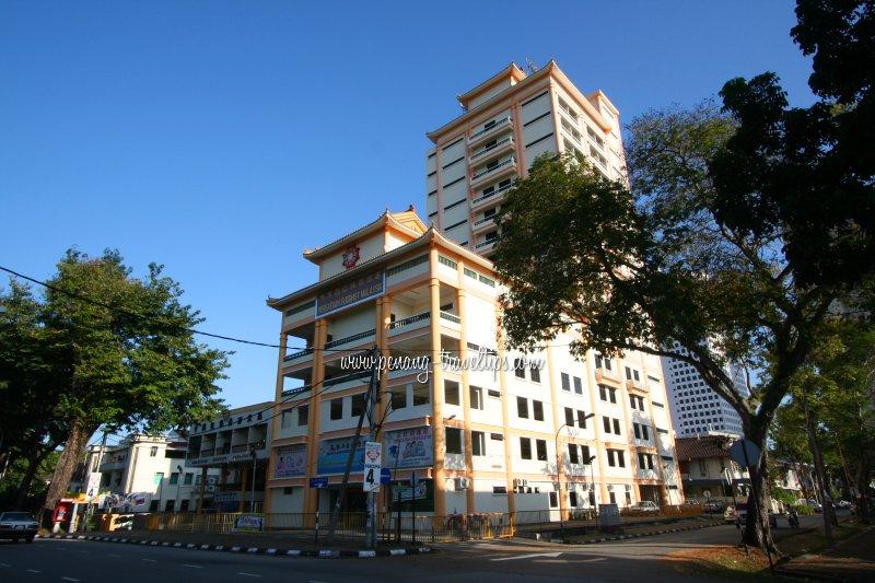 Malaysian Buddhist Association, new annex