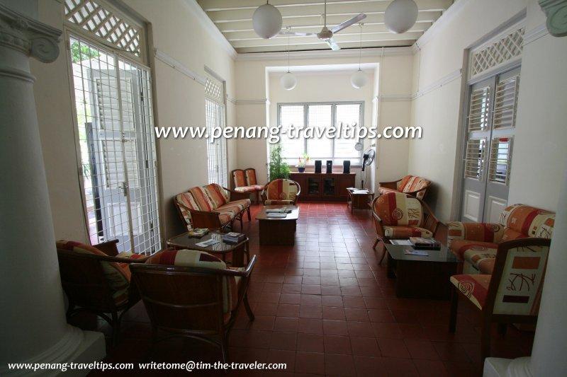 Sitting room, Malaysian German Society