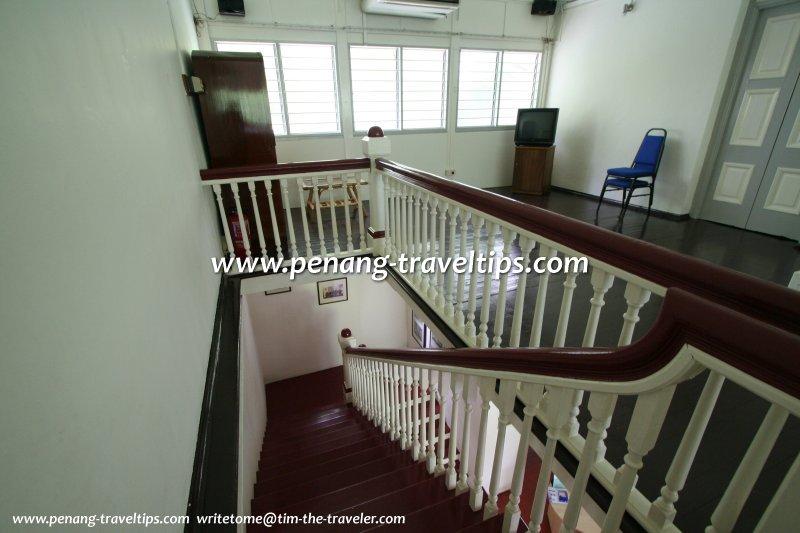 Upper floor, Malaysian German Society
