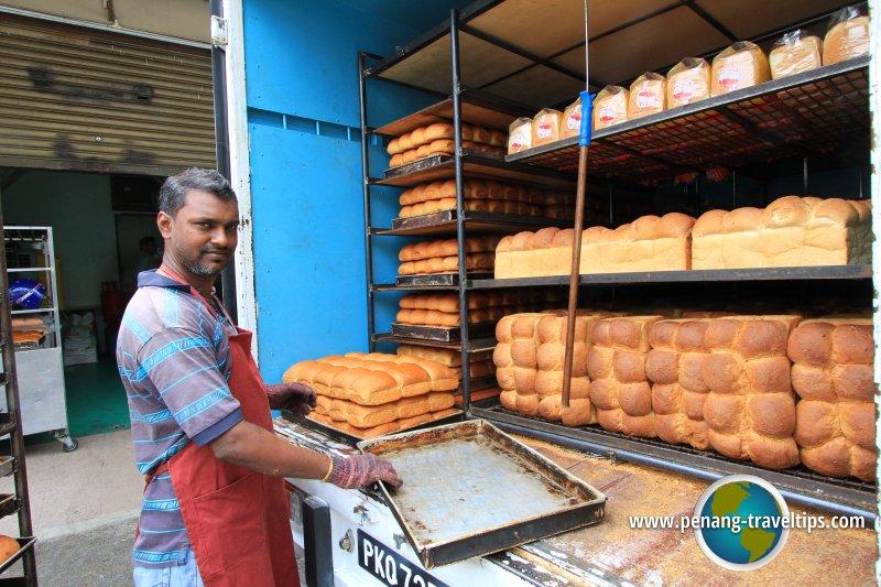 Benggali Bread, Maliia Bakery