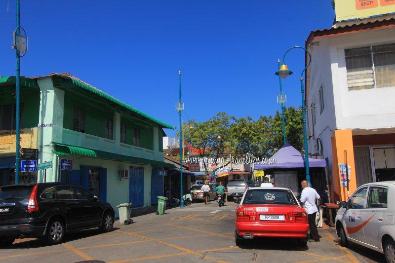 Market Street, Penang