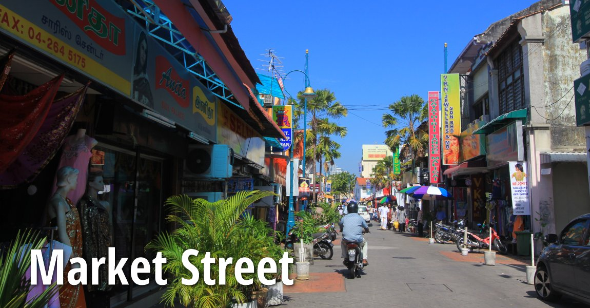 Market Street, George Town