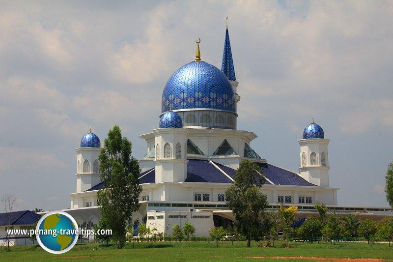 Masjid Abdullah Fahim, Kepala Batas