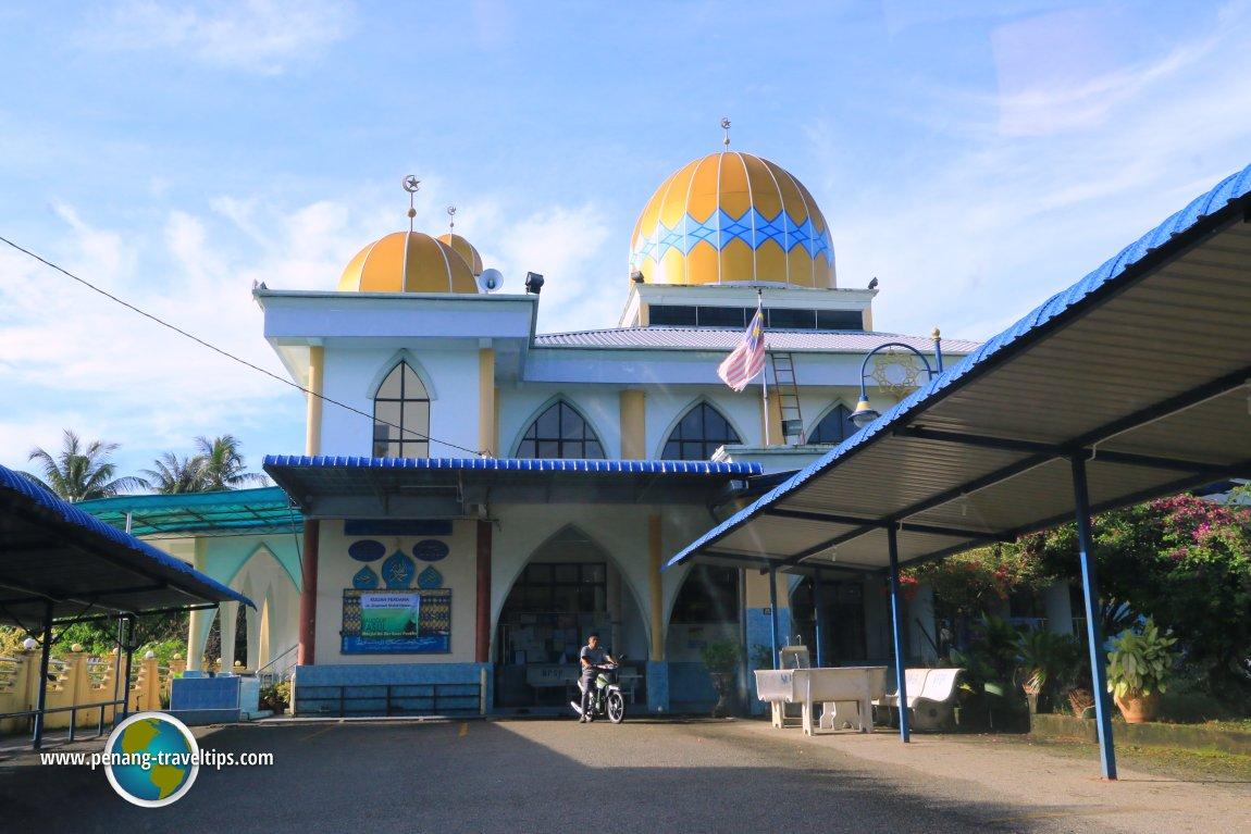 Masjid Jamek Guar Perahu