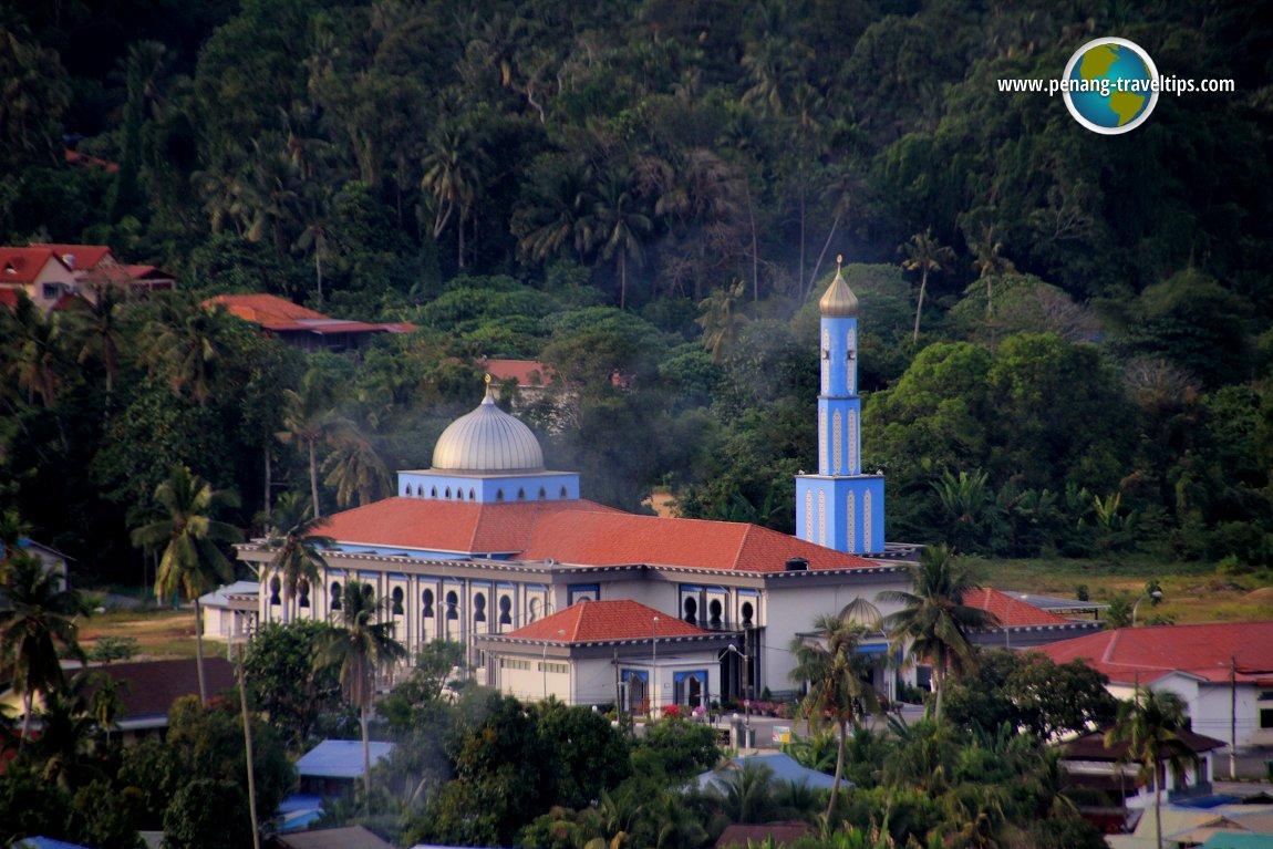 Masjid Jamek Kampung Masjid