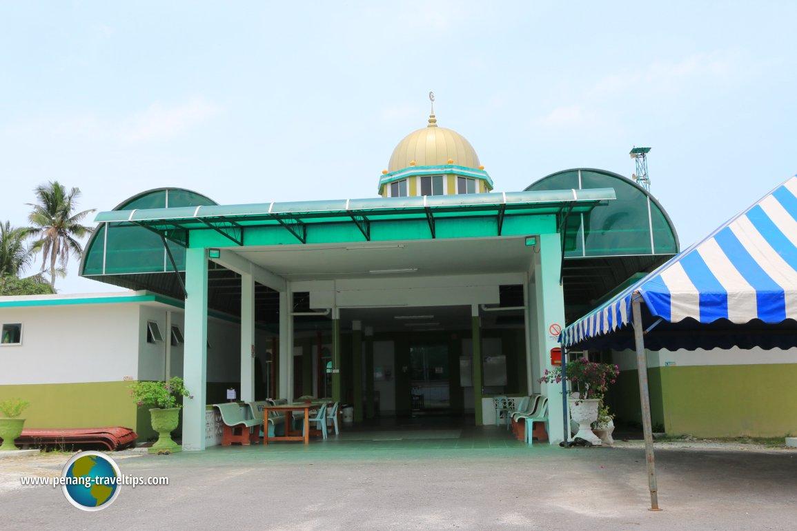 Masjid Tuan Guru Abdullah