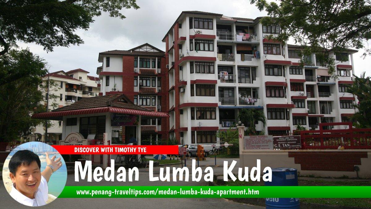 Medan Lumba Kuda Apartment